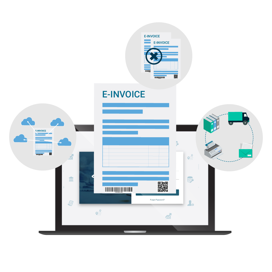 e invoicing software